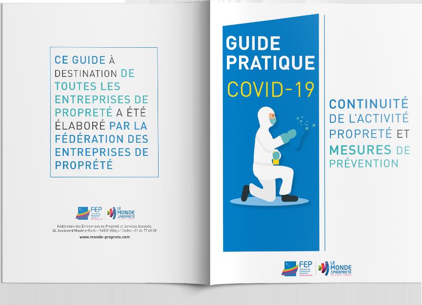 Guide des bonnes pratiques face au COVID-19 - Continuité Propreté